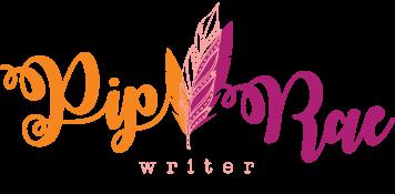 Pip Rae Writer Logo